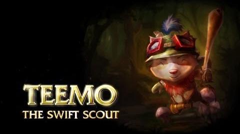 Teemo Champion Spotlight-0