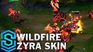 Wildfeuer-Zyra - Skin-Spotlight