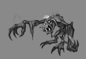 Yorick Ghoul Konzept