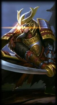 Master Yi Samurai-Yi L Ch