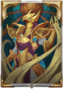 LoR The Emperor of the Sands Card Back
