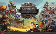 Mechs vs. Minions Concept 01