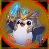 Saison 2019 - Siegreicher Pingu - Herausforderer Sticker