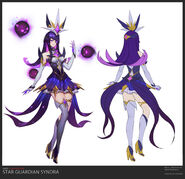 Syndra StarGuardian Concept 02
