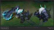 Trundle DragonSlayer Concept 07