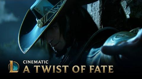 A Twist of Fate Cinematic - League of Legends