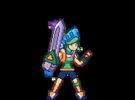 Riven Arcade- pixel
