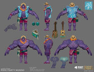 Dr. Mundo Update PoolParty Concept 02
