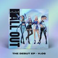 KDA ALL OUT Promo 06