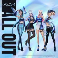 KDA ALL OUT Promo 07