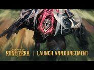 Launch Announcement - Cinematic Trailer - Legends of Runeterra