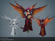 Morgana Update Blackthorn Model 01