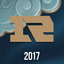 Worlds 2017 Royal Never Give Up profileicon