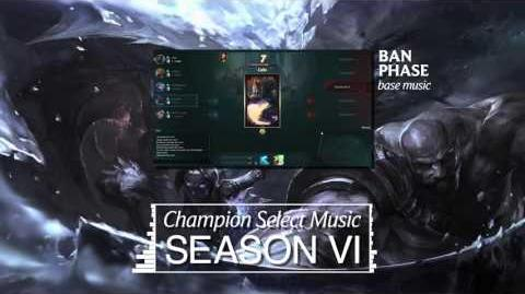 Champion Select Update 2016 — Complete Soundtrack