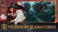 Región nueva Aguasturbias Legends of Runeterra
