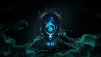 Shadow Isles Crest Black Mist