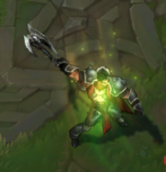 Divine Sunderer heal item screenshot