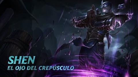 Presentación de Campeones Shen