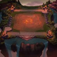 TFT Draconic Infernal Arena