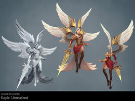Kayle Update Transzendierte Model 01