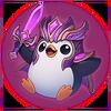Saison 2019 - Siegreicher Pingu - Meister Sticker