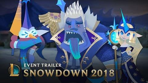 The Day Before Snowdown Snowdown 2018 Event Trailer - League of Legends