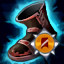 Ionian Boots of Lucidity Captain item