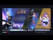 K-DA ALL OUT- Comeback - Official Event Teaser - Riot Games