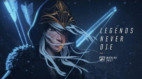 Legends Never Die (mit Against The Current) WM 2017 - League of Legends