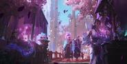 Duchowy Rozkwit 2020 - LoR - Tło 02