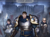 Garen: First Shield