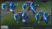 Renekton Blackfrost Concept 02
