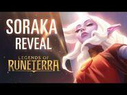 Soraka Reveal - New Champion - Legends of Runeterra