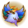Divine Phoenix Anivia Emote