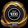 Worlds 2018 EDward Gaming (Gold) Emote