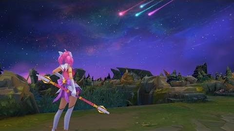You Are Not Alone Star Guardian Skins Trailer - League of Legends