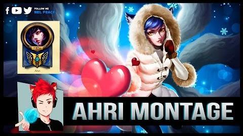 Ahri Vertigal Montage - Best Ahri 2 Million Mastery Points