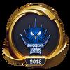Emotka Mistrzostwa 2018 – Złote SUP