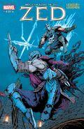 Zed Comic 4 Cover 1