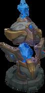 Turret Blue NexusSiege Render