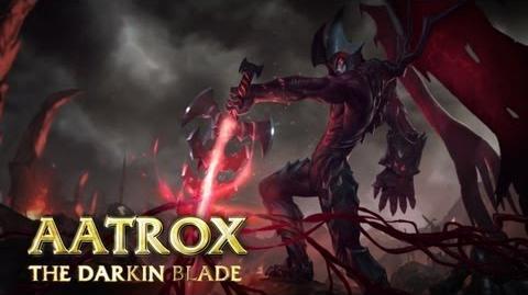 Campeão em Destaque - Aatrox