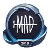 Emotka Mistrzostwa 2018 – MAD