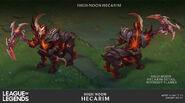 Hecarim HighNoon Concept 02