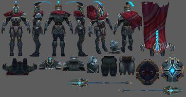 Pantheon Update Fullmetal- Model 01