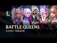 Battle Queens 2020 - Official Event Trailer - League of Legends