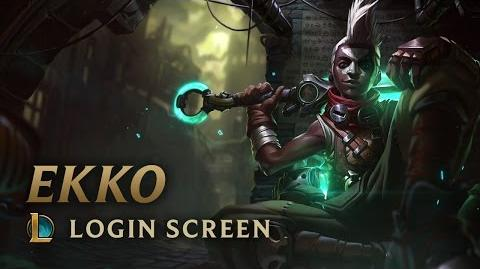 Ekko,_the_Boy_Who_Shattered_Time_-_Login_Screen