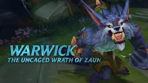 Warwick Champion Spotlight