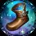 Magical Footwear rune