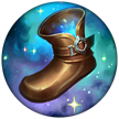Rune data Magical Footwear