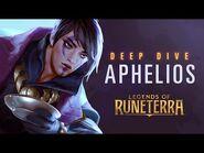 Deep Dive- Aphelios - Legends of Runeterra